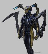 Ant-Man - Konzeptzeichnung 13
