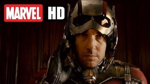 ANT-MAN - Bist du bereit, ein Held zu werden? - Trailer (Deutsch German) MARVEL HD