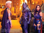 Entertainment Weekly X-Men Apokalypse Bild 1