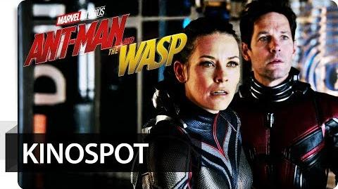 ANT-MAN AND THE WASP - Kinospot Rettungsmission Marvel HD