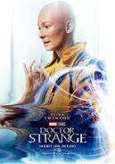 Doctor Strange deutsches Charakterposter Ancient One