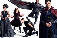 Avengers - Infinity War Vanity Fair Promobild 4