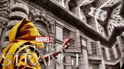 Marvel's Doctor Strange - Red Pill - Ab 27
