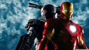War machine and iron man iron man 2-wallpaper-2560x1440