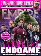 Avengers - Endgame Empire Cover 1