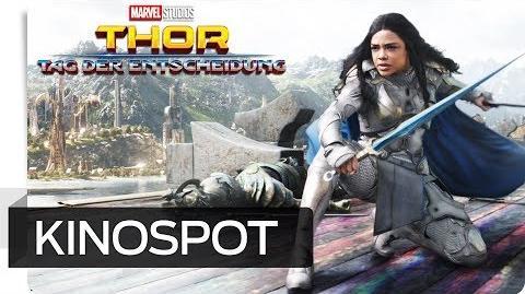 THOR TAG DER ENTSCHEIDUNG - Ohne Hammer Marvel HD