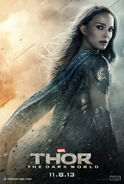 Thor - The Dark World Jane Forster Charakterposter