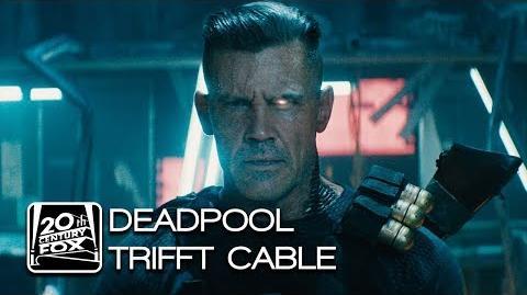 Deadpool trifft Cable Deutsch HD German (2018)