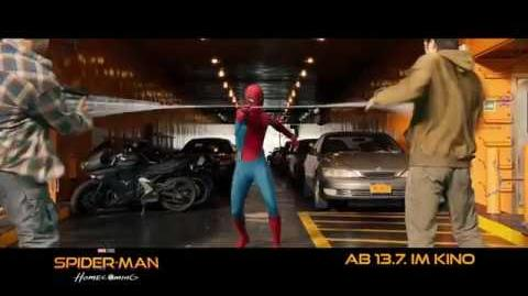 "SPIDER-MAN HOMECOMING - Power 15"" - Ab 13.7"