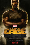 Marvel's Luke Cage deutsches Staffel 1 Poster