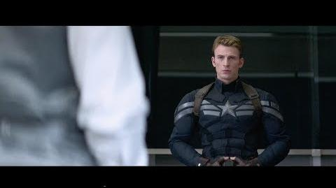 Captain Schlabberhose/Captain America: The Winter Soldier