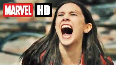 AVENGERS AGE OF ULTRON - Black Widow Scarlet Witch - JETZT im Kino - Marvel HD