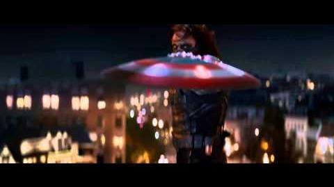 Captain America 2 -Filmclip - Die Verfolgung