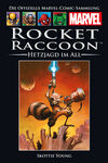 Rocket Raccoon - Hetzjagd im All