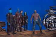 Guardians of the Galaxy Vol. 2 Setfoto 19