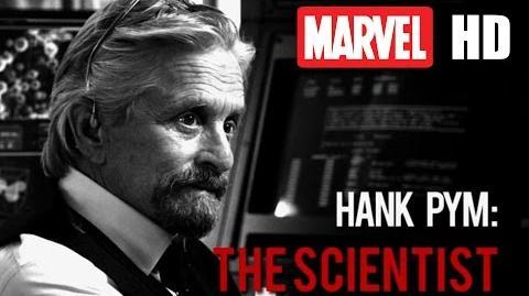 "ANT-MAN - Bonus Material ""Hank Pym"" - auf DVD und Blu-ray™ MARVEL HD"