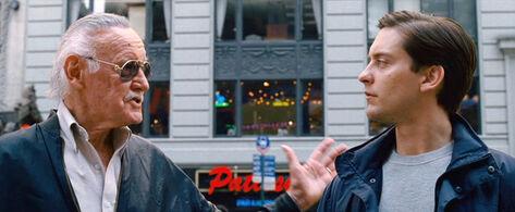 Stan Lee Spider-Man 3