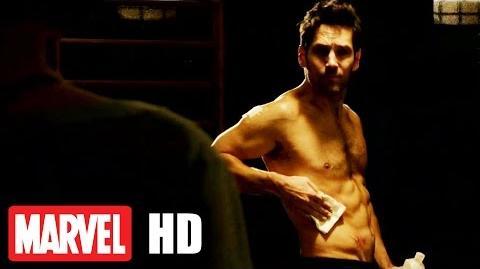ANT-MAN - Ein neuer AVENGER? - im Kino MARVEL HD