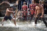 Black Panther Entertainment Weekly Bild 10