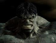 Der unglaubliche Hulk Konzeptfoto 8
