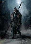 Thor Ragnarok Konzeptzeichnung 83