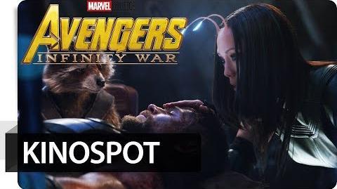 Avengers Infinity War - Kinospot Guardians Marvel HD