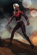 Ant-Man - Konzeptzeichnung 33