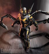 Ant-Man Entertainment Weekly Bild 1