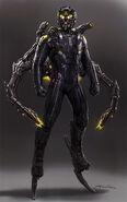 Ant-Man - Konzeptzeichnung 15