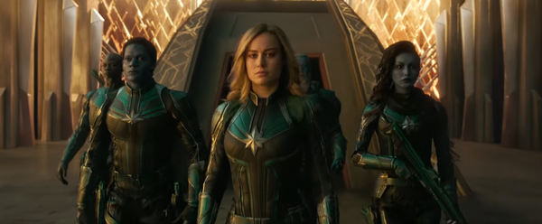 Captain Marvel Crash Kurs Artikel