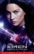 X-Men Apocalypse - Psylocke deutsches Charakterposter