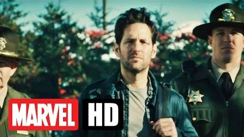 ANT-MAN - Neuzugang Hope van Dyne - JETZT im Kino MARVEL HD