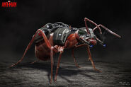 Ant-Man - Konzeptzeichnung 47