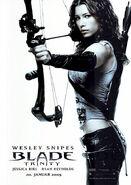 Blade Trinity - Abigail Whistler Charakterposter