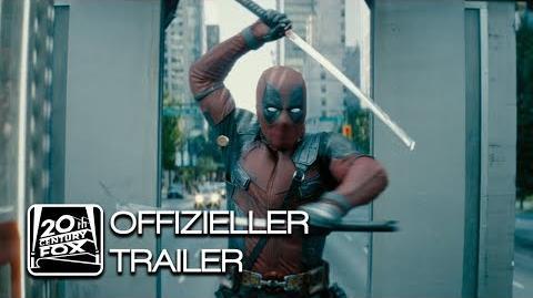 Deadpool 2 Offizieller Trailer 3 Deutsch HD German (2018)