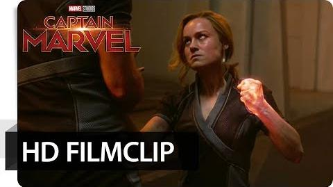 CAPTAIN MARVEL – Filmclip Erinnere dich wer du bist Marvel HD
