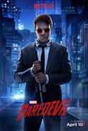 Daredevil Staffel 1 Charakterposter Daredevil