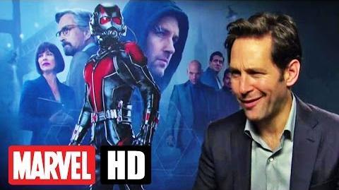 ANT-MAN - Small Talk unter Männern - JETZT im Kino MARVEL HD