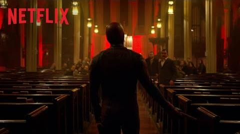 Marvel's Daredevil Staffel 3 Agent Poindexter HD Netflix