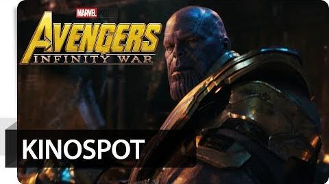 Avengers Infinity War - Kinospot Titan Marvel HD
