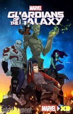 Guardians of the Galaxy TV Poster