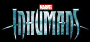 Marvel's Inhumans Logo