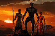 Black Panther Konzeptzeichnung 8