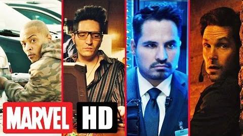 ANT-MAN - Der große Coup - Ab 23.07.2015 im Kino MARVEL HD