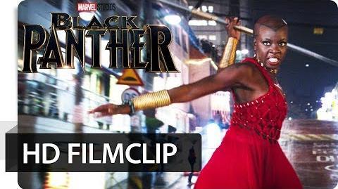 BLACK PANTHER - Filmclip So primitiv! Marvel HD