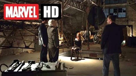 Marvel's THE AVENGERS - offizieller POD - Black Widow