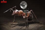 Ant-Man - Konzeptzeichnung 48