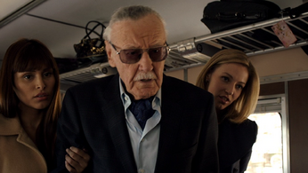 Stan Lee Agents of SHIELD