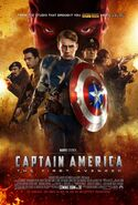 Captain America - The First Avenger Kinoposter
