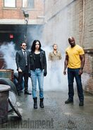 The Defenders Staffel 1 Entertainment Weekly Promobild 11